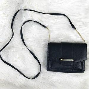 Handbags - Small Black Crossbody Bag